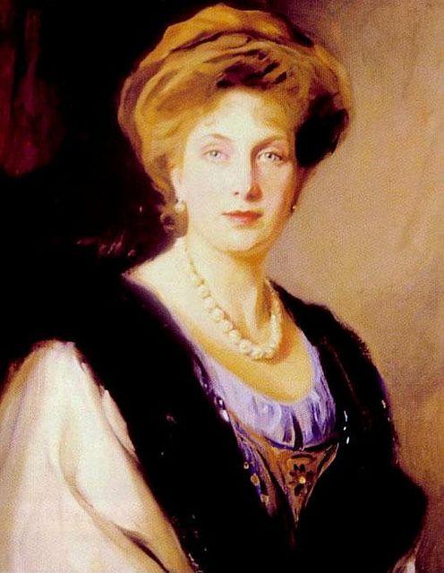 Queen Ena by de Laszlo 1910