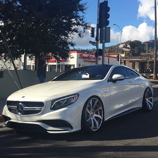 Mercedes benz s63 amg coup follow timothysykes for for Mercedes benz 563 amg
