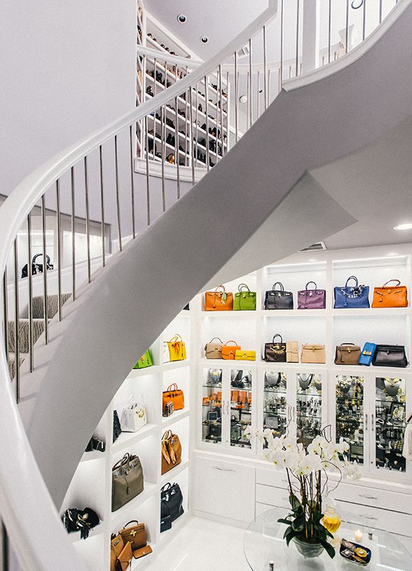 a three story closet yes please 278 best