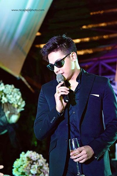 LOOK: Star-studded wedding of Daniel Padilla's brother | ABS-CBN News