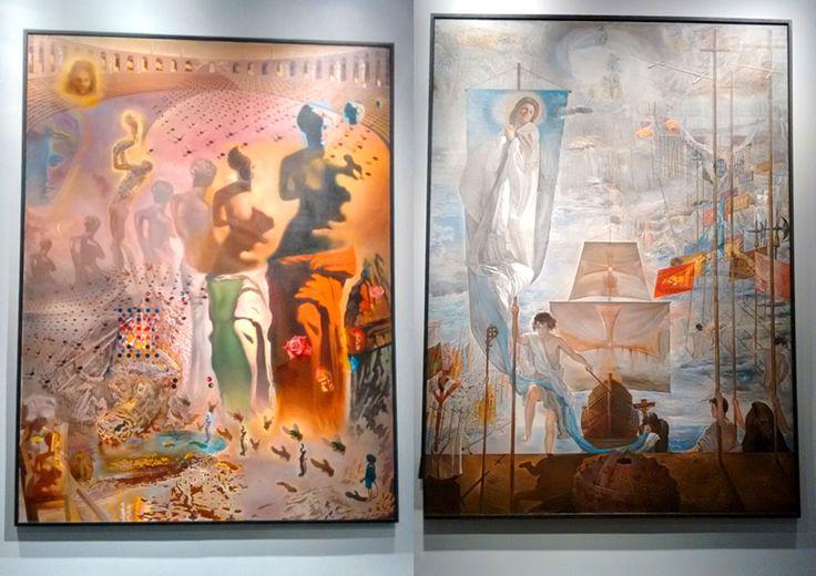 Museu Salvador Dalí, em Saint Petersburg / Clearwater, na Flórida, Estados Unidos no Viaja Bi! - Foto: Clovis Casemiro