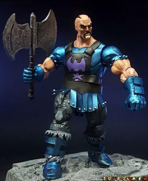 Skurge the Executioner (Marvel Legends) Custom Action Figure