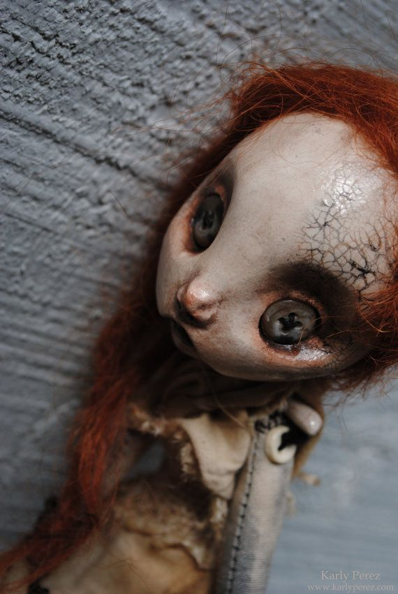 Six Art Doll. Karly Perez