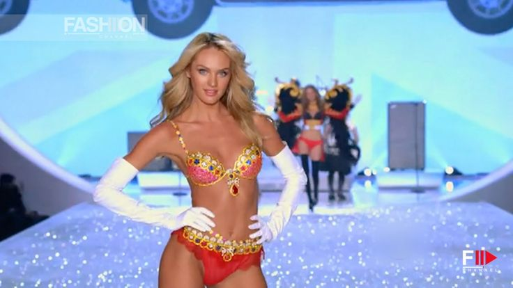 """VICTORIA'S SECRET Fashion Show 2013 Focus on """"CANDICE SWANEPOEL"""" by Fash..."""