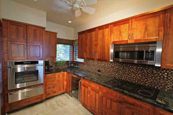 Koa wood koa krazy pinterest villas articles and woods for Brazilian cherry kitchen cabinets