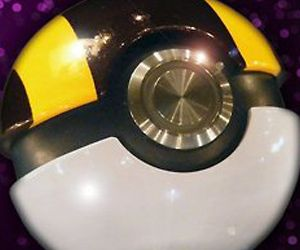 Real Pokeballs - We don't follow Pokemon much, but we still wouldn't mind having one of these genuine hand-crafted pokeball replicas on our mantle. The quality of detail alone has us interested.