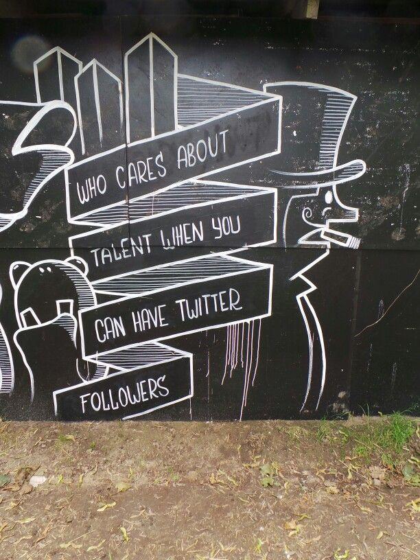 Graffiti på Roskilde #Samsunggalaxycam #3rf13 #rf13
