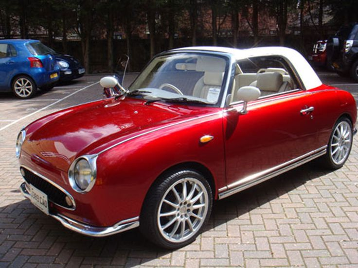 327 best Nissan Figaro images on Pinterest | Cars, Nissan figaro and ...
