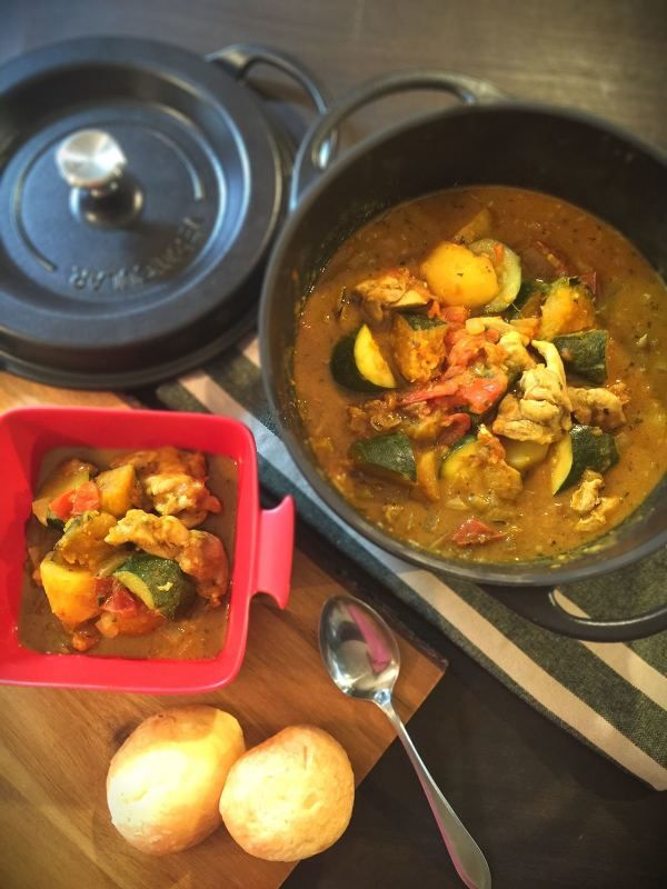ゴロゴロお野菜の無水スープカレー by SHIMA | レシピサイト「Nadia ...