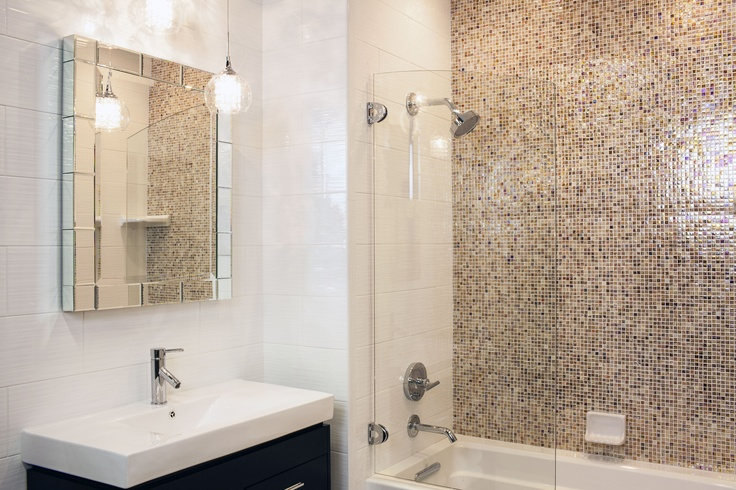 bathroom tiles ottawa our amazing ottawa glass mosaic tile bathroom 11811