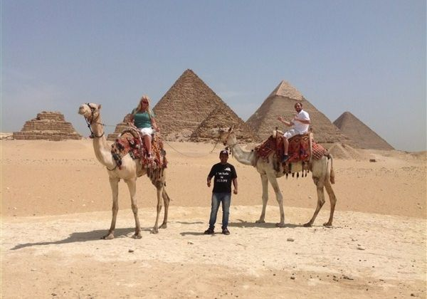 Camel ride trip at Giza Pyramids During Sunrise or Sunset - EMO TOURS EGYPT