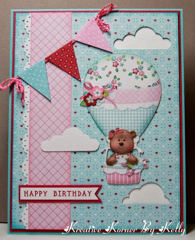 Скрапбукинг открытки малышам