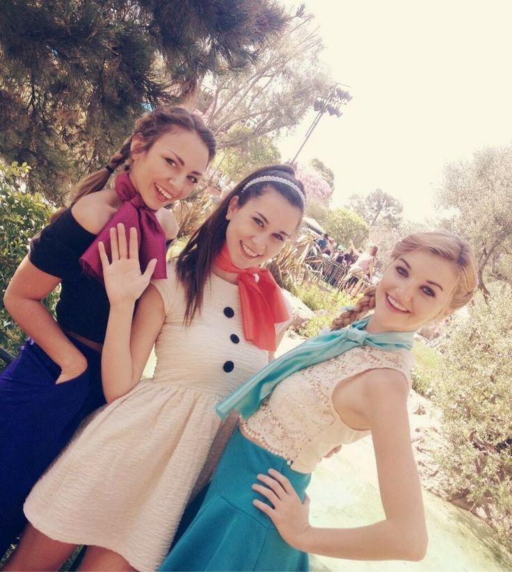 Adorable Frozen Disney Bounding