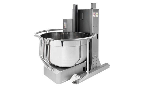 Elevador de tinas / Bowl lift / Volquete de artesas / Élevateur de cuve