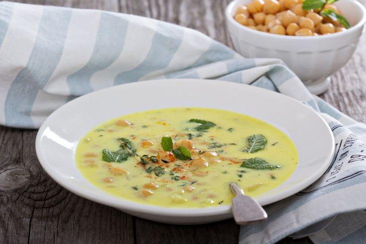 Суп с нутом и шафраном » Рецепты » Кулинарный журнал Насти Понедельник. Кулинарные рецепты с фото.