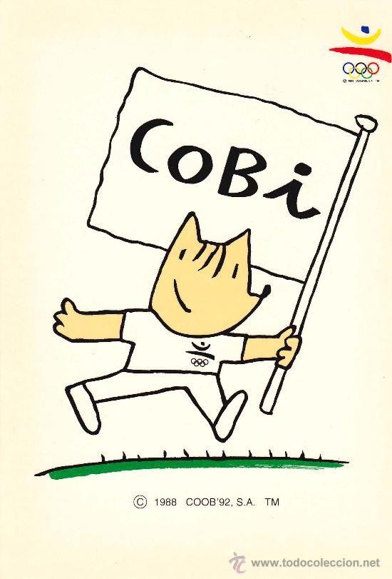 25 años de los JJOO! - Barcelona'92 - Mascota COBI by Javier Mariscal