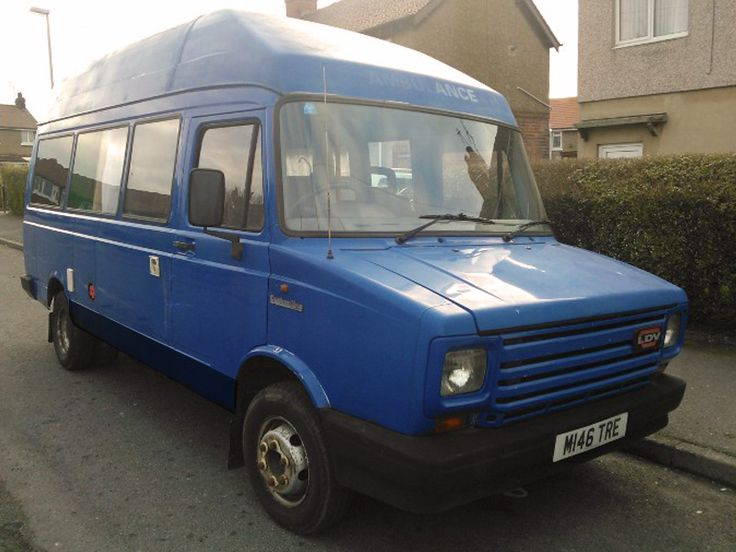 Our range of cheap bargain campervans for sale in the UK, Camper009