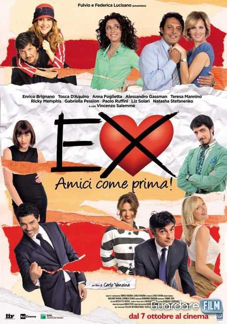 Ex - Amici come prima Streaming (2011) ITA Gratis: http://www.guardarefilm.tv/streaming-film/8789-ex-amici-come-prima-2011.html