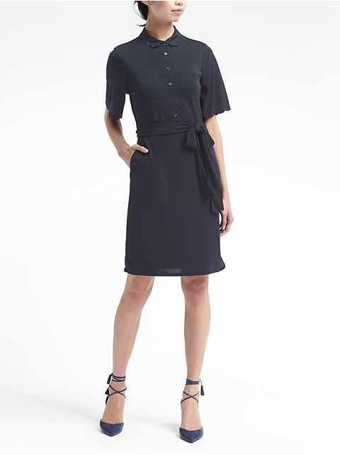 women:dresses by fit|banana-republic