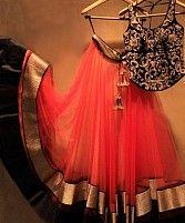 Thankar Red Latest Arrival Designer Lehenga Choli