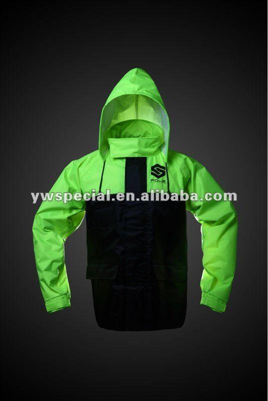 waterproof rain suit/racing rain suit/motorcycle rain suit $12~$21
