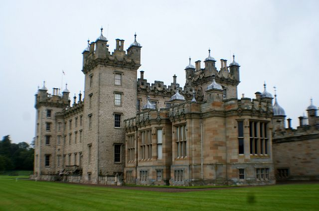 Floors Castle Kelso Scotland I Wanna Go There Pinterest