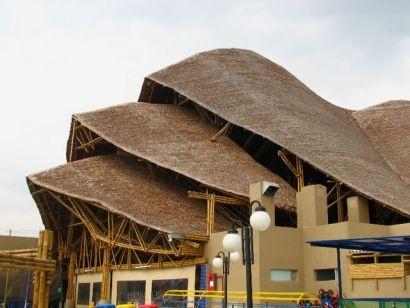 1000 ideas about bamboo architecture on pinterest - Material de construccion ...