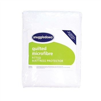 Briscoes - Snuggledown Fitted Mattress Protector