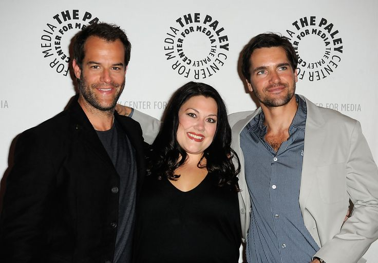 "Jackson Hurst and Josh Stamberg - Paley Center For Media Presents ""Drop Dead Diva: Season One Finale"""