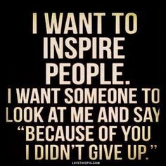 This is why I am a social worker. I never gave up... i made it, you can too!