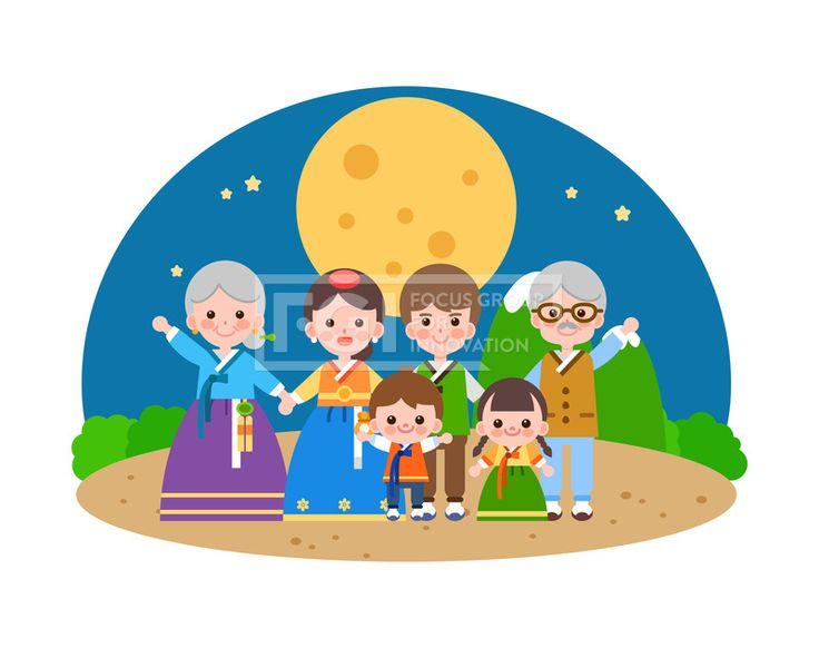 SILL240, 프리진, 일러스트, 전통, 가족, 추석, 설날, 명절, 새해, 시골, 귀경길, 한복, 저고리, 가을, 명절귀경길, 생활, 라이프, 라이프스타일, 벡터, 에프지아이, 사람, 캐릭터, 웃음, 미소, 귀여운, 교통, 플랫, 심플, 이야기, 여자, 남자, 6인, 엄마, 아빠, 어린이, 여자어린이, 할머니, 할아버지, 손녀, 손자, 단체, 남자어린이, 소원, 보름달, 서있는, 달, 밤, 밤하늘, 별, 인사, illust, illustration #유토이미지 #프리진 #utoimage #freegine 20066190