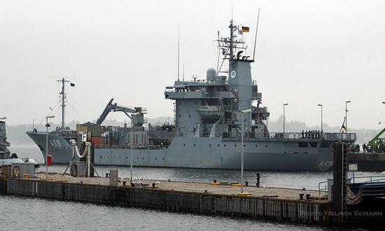 La Slovacchia approva l'invio di funzionari di polizia militare nel Mediterraneo