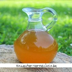 Ingwer-Honig-Sirup