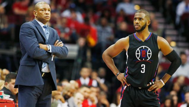 Report: Chris Paul Hated Austin And Doc Rivers