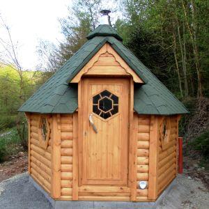 Sauna hytte