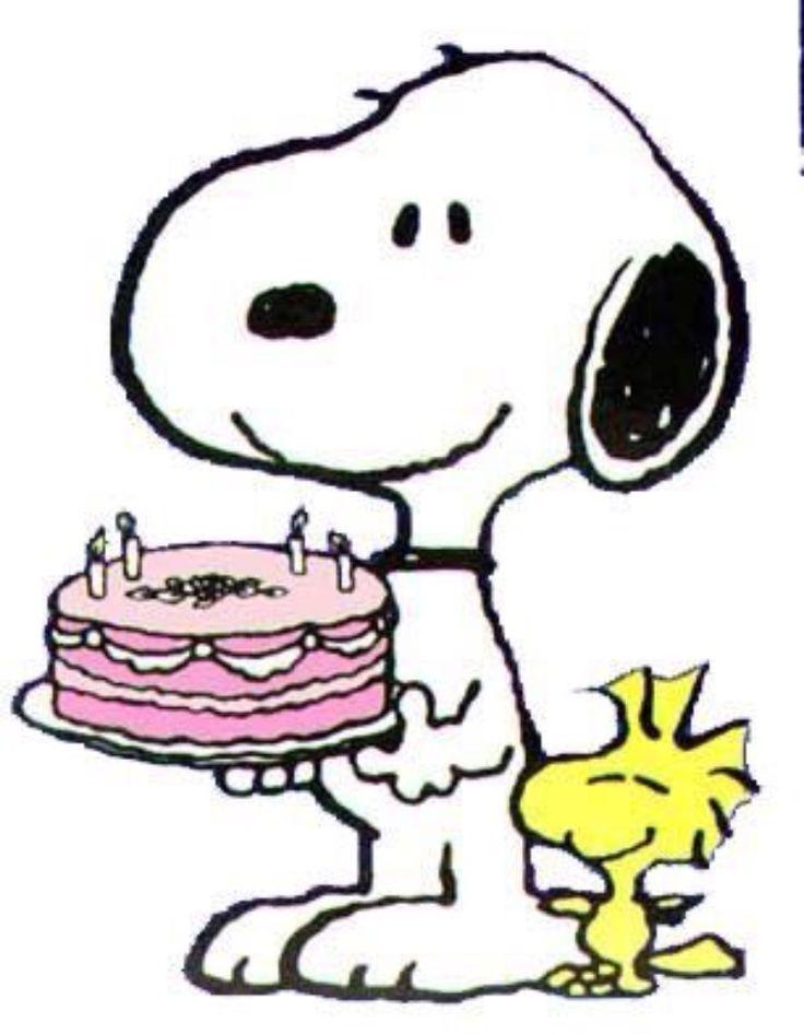Snoopy birthday