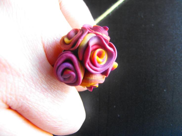 anello in pasta modellabile