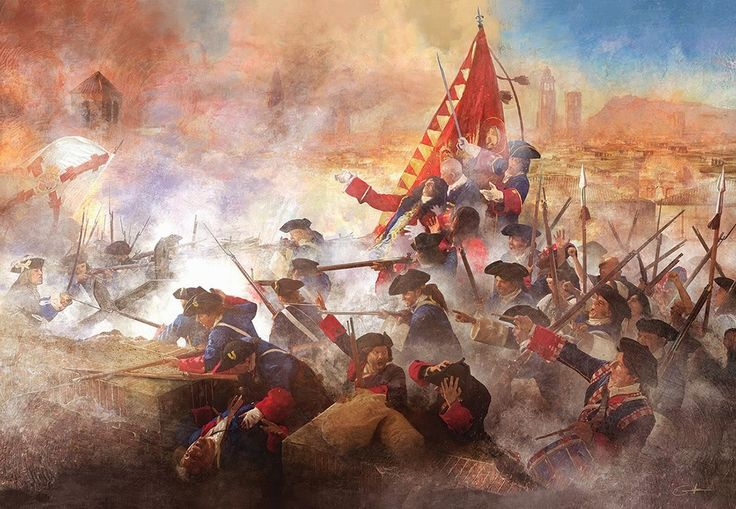 War of the Spanish Succession | Баталистика (Новое время ...