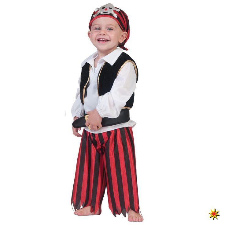 Kleinkind-Kostüm Pirat