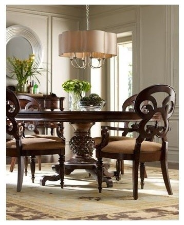 Marie  Dining Table   traditional   dining tables     by HorchowBest 20  Traditional dining tables ideas on Pinterest  . Traditional Dining Room Tables. Home Design Ideas