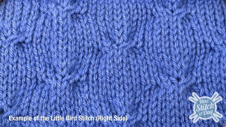 Knitting Garter Stitch Right Side : 146 best images about Knitting Stitches on Pinterest Ribs, Lace knitting st...