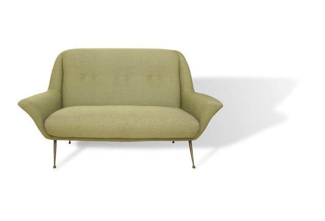 sofá francês dos anos 50 (antiquário thomaz saavedra)