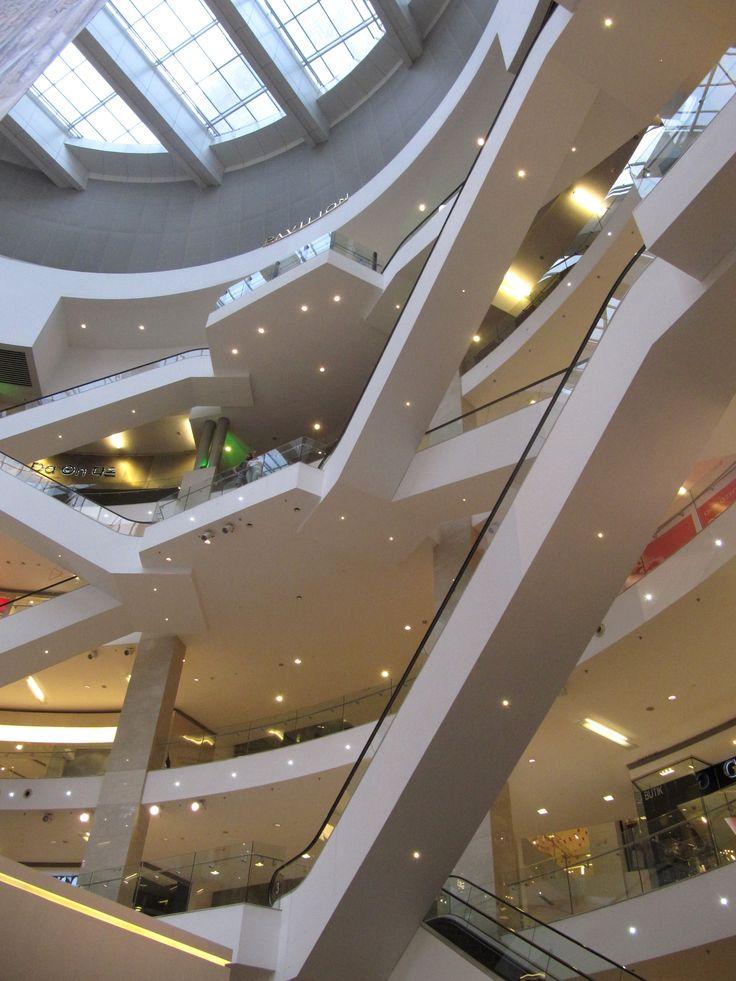 Galería comercial en Kuala Lumpur