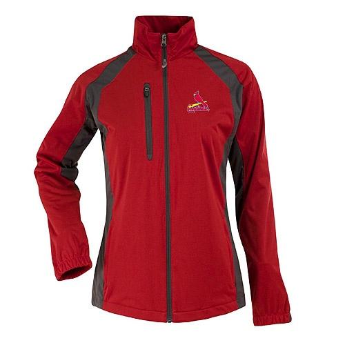 St. Louis Cardinals Women's Rendition Jacket by Antigua Sport