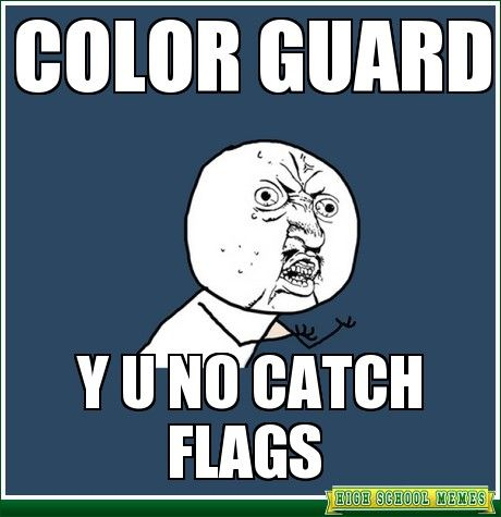Proofread my essay for color guard captain?