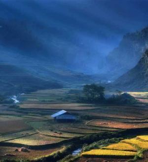 Wietnam od Sarawut Intarob przez crephoto
