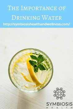 Water is an important part of our diet. Tips and advice to drink more water.