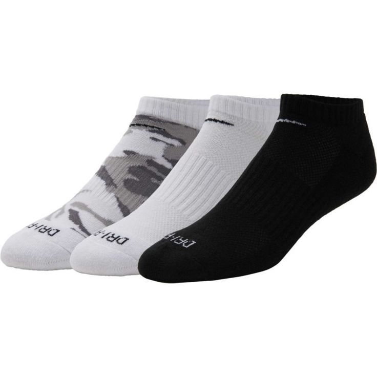 Nike drifit cushion no show socks 6 pack adult unisex