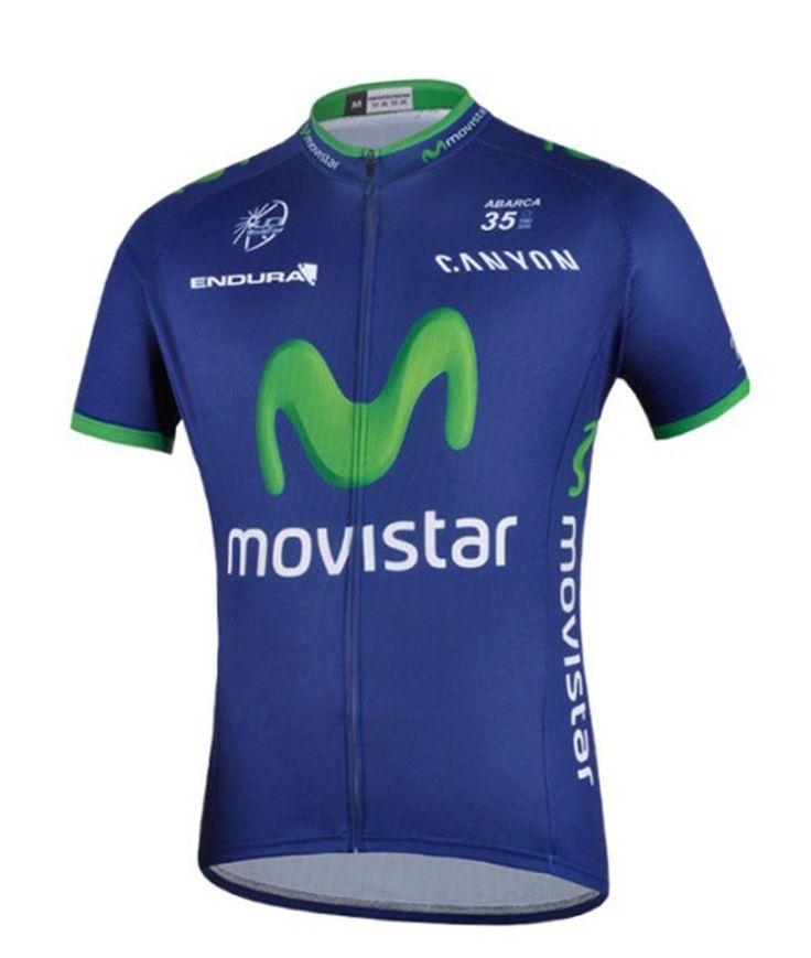 Movistar Team Maillot Chaqueta Cycling T-Shirt €57 / $29 Consíguelo en: http://equipacionesciclismo.com/producto/maillot-de-ciclismo-oficial-del-equipo-movistar-team/  #movistarteam #movistar #equipomovistar #cyclinggear #cycling #equipamientociclismo #equipacionesciclistas #equipacionesciclismo #ciclismo