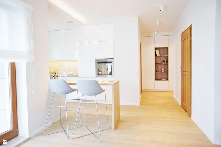 Kuchnia styl Nowoczesny - zdjęcie od Monika Kowalczyk Home Design - Kuchnia - Styl Nowoczesny - Monika Kowalczyk Home Design